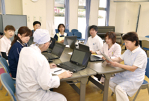 R4Navi 導入事例 介護老人保健施設「能見台パートリア」