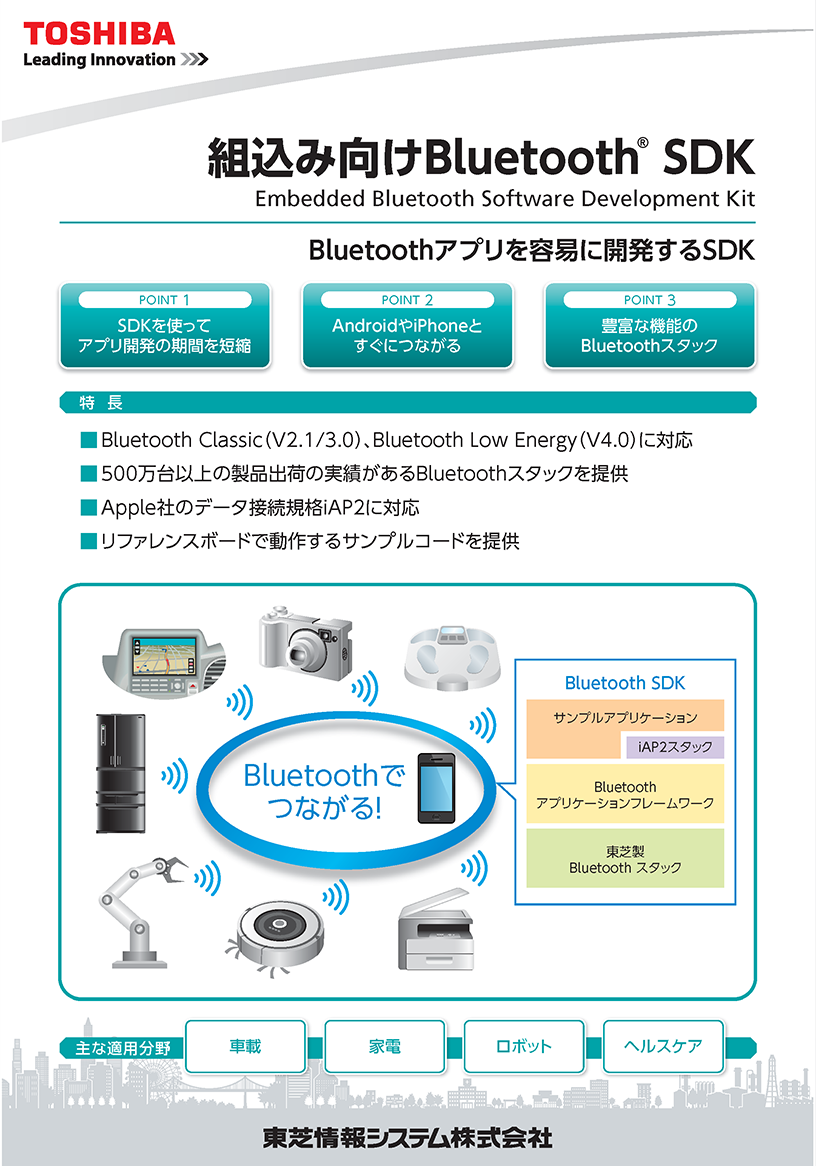 Bluetooth SDK 「NetNucleus BT